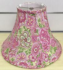 Vera Bradley Lamp Shade in Petal Pink