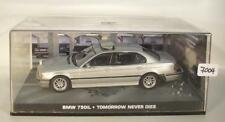 James Bond 007 Collection 1/43 BMW 750il Tomorrow never Dies in Box #7004