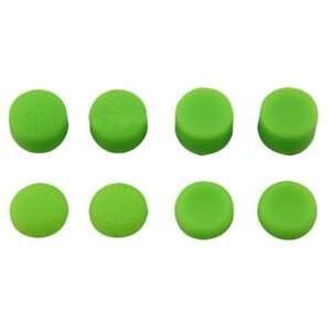 8Pcs Silicone Thumb Stick Joystick Grip Skin Cover Cap For PS4 & Xbox Controller