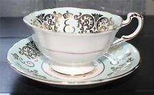 Vintage PARAGON Royal Visit Canada Queen Elizabeth & Prince Phillip Cup & Saucer