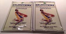 2x 2000-01 Upper Deck Ovation Pack Jordan Kobe Garnett Auto/Jersey/Ball/Shoe?