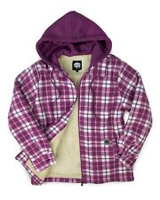 Buffalo Outdoors® Women's Sherpa Lined Hooded Fleece - Multiple Colors Available