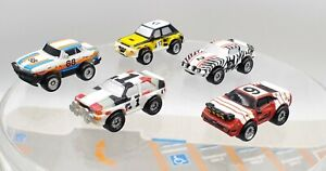 Micro Machines #16 Rally Racers Collection 1987 Full Set VTG Vintage Galoob