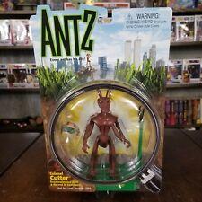 Colon 00006000 El Cutter - Antz Action Figure - Playmates Dreamworks 1998 - Mint On Card