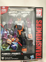 New Transformers Power of the Primes POTP Leader Evolution Optimal Optimus Toy