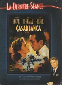 Casablanca Dvd Collection La Derniere Seance Eddy Mitchell Bogart Ingrid Bergman