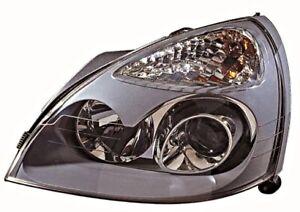 Renault Clio V6 2001-2005 Xenon Electric Gray Headlight Front Lamp RIGHT RH