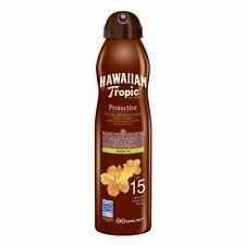 Hawaiian Tropic Olio Solare Secco In Spray Argan Oil Spf 15 177ml