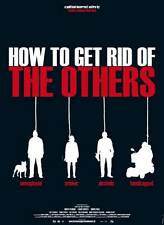 HOW TO GET RID OF THE OTHERS Movie POSTER 27x40