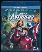 EBOND The Avengers BLU-RAY D555824