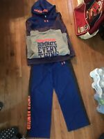 Under Armour Set Boys Youth XL