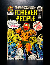 COMICS: DC: The Forever People #5 (1971), 1st Lonar/Thunderer app - RARE