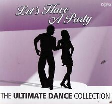 LET'S HAVE A PARTY The Ultimate Dance Collection - 3 CD Digipak - Readers Digest