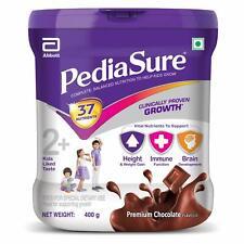 Abbott Pediasure Chocolate 400gm Complete Nutrition Health Drink free ship