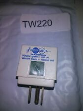 TW220 vintage Tripp Lite SPIKE CUBE Single Outlet Direct Plug-in Surge Protector