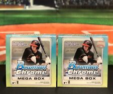 2 Bowman Chrome Mega Box Break 2020 MLB !!! Team San Diego Padres