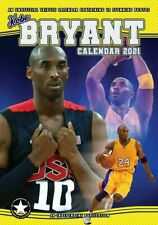 Kobe Bryant 2021 Wall Calendar - Large A3 Poster Size - Basketball Gift