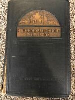 Household Searchlight Recipe Book Cookbook Tabbed Pages -1937 -10th Printing