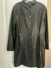 ST. John Soft Lamb Leather Jacket Size 8, NEW with Tag
