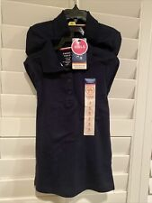 French Toast girls uniform navy blue Polo size S 6/6X 2 piece sets