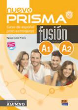 Nuevo Prisma Fusion A1 + A2: Curso de Espanol para Extranjeros-ExLibrary