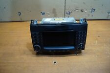 Original Mercedes W245 B180 Radio Comand APS Navi DVD Mp3 A1698209889