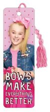 JOJO SIWA - BOWS BOOKMARK - BRAND NEW - BOOK READING GIFT 6451