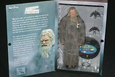 "SIDESHOW MONTY PYTHON AND THE HOLY GRAIL THE BRIDGEKEEPER 12"" FIGURE GILLIAM"
