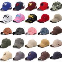 Herren Baseball Cap Kappe Basecap Snapback Tenniscap Golfcap Hip-Hop Mütze Hute