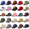 Herren Basecap Mützen Baseball Cap Kappe Snapback Sommer Hip-Hop Hüte Tenniscap