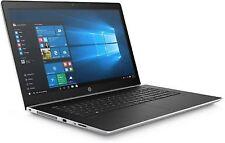 HP ProBook 470 G5 Laptop Intel Core I7-8550u 1.8ghz 8gb RAM 1tb HDD 256gb SS