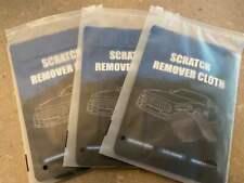 Magic Car Scratch remover Nano Cloth Surface Rag Brand New 3 pack