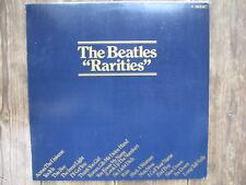 "LP - THE BEATLES - ""RARITIES"" ""TOPZUSTAND!"""
