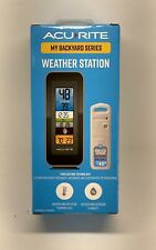 Acurite 00384 Wireless Indoor/outdoor Weather Station W Temperature + Humidity