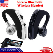 Wireless Bluetooth V9 Stereo Headset Earphone Voyager Legend Neutral
