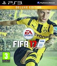 Ps3-Fifa 17  (US IMPORT)  GAME NEW