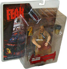 Cinema of Fear - The Texas Chainsaw Leatherface 16,5 cm Figur Mezco - Neu