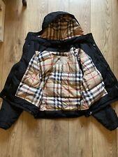 Burberry Black Down Jacket Size XXL. (L)