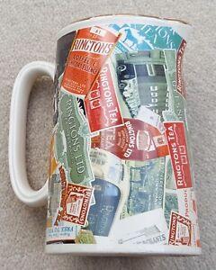 WADE CERAMICS Ringtons Tea 12 cm Vintage Style Advertising Jug TEA Milk