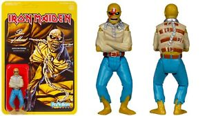 Super 7 Iron Maiden ReAction Figure -  Piece of Mind (Album Art) Limited Edition