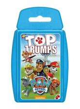 Top Trumps Paw Patrol Card Game New Sealed