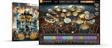 Toontrack Metal Machine EZX - EzDrummer 2 Expansion - Digital Delivery