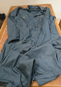 Dickies Ladies or Mens Lincoln/ Bottle Green colour Boiler suit.