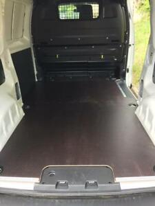 Bodenplatte für Opel Vivaro C Siebdruckplatte Mehrschichtholz Laderaum Schutz