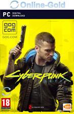 [GOG] Cyberpunk 2077 Clé - Jeu PC Télécharger le code solo - [RPG] [UE] [FR]