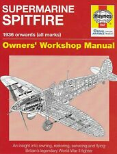 SUPERMARINE SPITFIRE: OWNERS WORKSHOP MANUAL