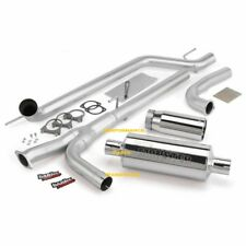 BANKS MONSTER EXHAUST For 2004-15 NISSAN TITAN - CHROME TIP