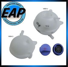 For TT Golf Jetta Coolant Recovery Expansion Overflow Tank Reservoir w/ Cap NEW