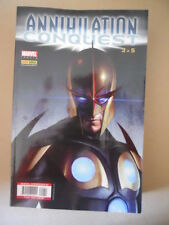 ANNIHILATION CONQUEST #3 Marvel Crossover n°51 2008 Panini  [G807]