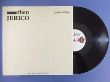 Then Jerico - Muscle Deep / Clank / Distant Homes, London LONX-86 Ex
